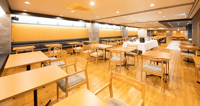 仙台ビジネスホテルの台所
